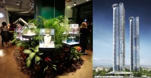Çiftçi Towers'ın 33. katında peş peşe 2 davet!