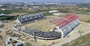 İzmir'de 15 bin kişilik Tire Arena Stadı inşa ediliyor!