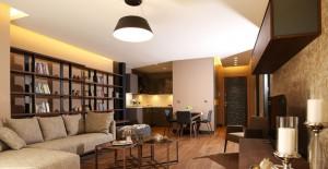 Mahall Bomonti İzmir'de Örnek Daire ve Ofisler hazır!