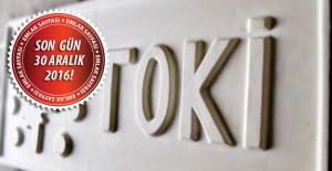 TOKİ Ankara Mamak'ta 176 konut için başvurular bu gün başladı!