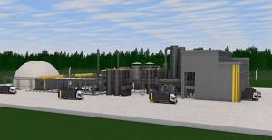 Antalya'da çöpten elektrik üretecek tesisin temeli atıldı!