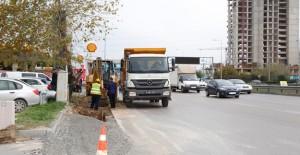 Bursa Orhaneli Kavşağı'nda trafik sorunu çözülüyor!