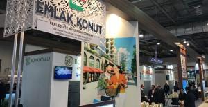Emlak Konut projeleri Azerbaycan Emlak Fuarı'nda yatırımcılarla buluştu!