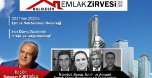 Emlak Zirvesi 14 Aralık'ta Balıkesir'de!