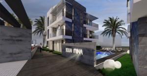 Güzelbahçe Bella Mina Evleri İzmir Güzelbahçe'de yükseliyor!