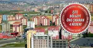 İstanbul'un gelecek vadeden bölgesi; Esenyurt-Haramidere aksı
