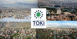 TOKİ 2017 yılında Doğu Anadolu Bölgesi'nde hangi ilde kaç konut yapacak!