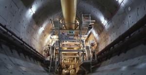 Kabataş-Üsküdar Yaya Tüneli Projesinde çalışmalara başlandı!
