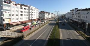 Ordu Atatürk Bulvarı'nda cephe uygulaması 2017'de tamamlanacak!
