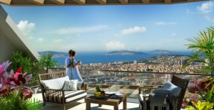 Çukurova Balkon'da dairelerin yüzde 60'ı satıldı!