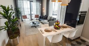 Gerçek rezidans yaşamı sunan proje; Benevre Beytepe