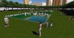 İzmir'in parkı yeni buluşma noktası olacak!