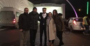 Mustafa Ceceli yeni şarkısının klibini Avrasya Tüneli'nde çekti!