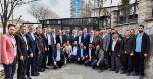 Başkan Akgül 'Mamak müteahhitler için cazibe merkezi haline geldi'!