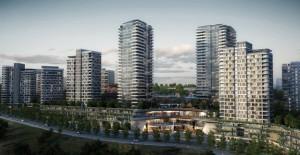 Çankaya'ya yeni proje; Başkent Emlak Konutları