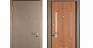Çelik kapınızın iç yüzeyini farklı seçebilirsiniz!