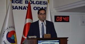 Feyyaz Ünal ' İzmir kentsel dönüşümalanında hızlanmalı'!