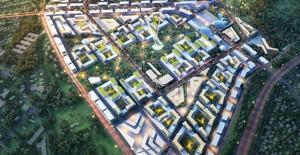 Kepez-Santral Kentsel Dönüşüm Projesini Sur Yapı yapacak!
