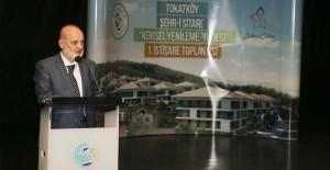 Beykoz Tokatköy Şehr-i Sitare Kentsel Yenileme Projesi tanıtıldı!