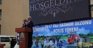 Erzincan Belediyesi bu yıl toplam 150 Milyon TL'lik proje yapacak!