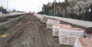 Erzincan'ın 2018 yılında asfalt ve kaldırım problemi kalmayacak!