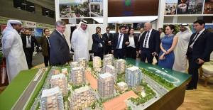 """Katar Belediye ve Çevre Bakanı, """"İşbirliğinin gelişmesi için tüm destek verilecek""""!"""