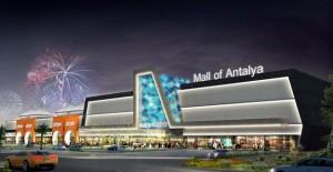 Mall of Antalya açıldı!