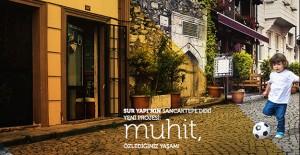 Sur Yapı Muhit Sancaktepe Sur Yapı imzasıyla yükselecek!