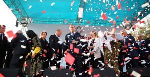 TOKİ Mardin'de 780 milyon TL'lik konut ve sosyal tesislerin açılışını yaptı!