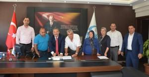 Antakya Emek ve Aksaray dönüşüm projesinde sözleşmeler hızla imzalanıyor!