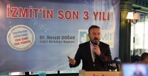 Başkan Doğan İzmit'in son 3 yılda biten ve devam eden projelerini anlattı!