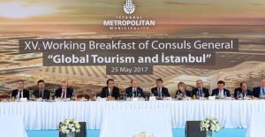 Başkan Topbaş 'Kanal İstanbul çok büyük bir proje'!