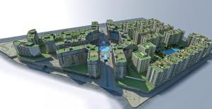 Esenyurt'a yeni proje; Özyurtlar Meydan Ardıçlı projesi