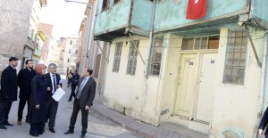 'Konya Meram Şükran Mahallesi'nde yapılan dönüşüm Türkiye'ye örnek oldu'!