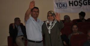 TOKİ Çankırı Kızılırmak'ta 97 konutun kurası çekildi!