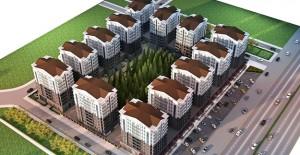 Ataevler'e yeni proje; Bursa Bulvar Lotus projesi