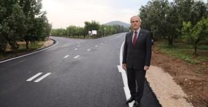 İznik'e 36 milyon TL ulaşım yatırımı yapıldı!