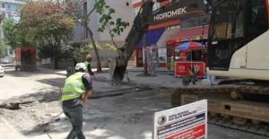 Kartal Belediyesi alt ve üst yapı çalışmalarına hızla devam ediyor!