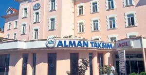 Taksim Alman Hastanesi'nin yerine Kent Üniversitesi!