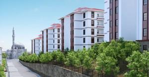 TOKİ Bayburt Merkez'de 263 emekli konutu inşa edecek!