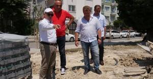 Büyükçekmece Belediyesi 24 mahallede alt ve üst yapı çalışması yapıyor!