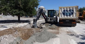 Erzincan Belediyesi 3 mahallede alt ve üst yapı çalışmalarını tamamlıyor!