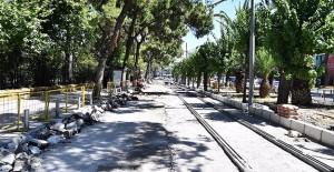İzmir Konak Tramvayı çalışmaları son durum!