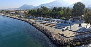 İzmir Narlıdere Sahilevleri 2.etap Ağustos'ta tamamlanıyor!