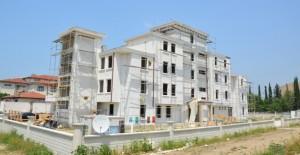 İznik Belediyesi Ülker Aktar Huzurevi'nin Mart 2018'de açılması hedefleniyor!