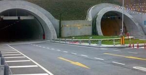Taksim'de tünel bakım ve onarım çalışmaları yapılıyor!