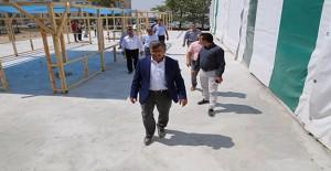 Başkan Akdoğan, Niğde'de devam eden projeleri yerinde inceledi!