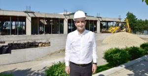 """Başkan Edebali """"Yıldırım'da depreme dayanıklı binalar inşa ediyoruz""""!"""