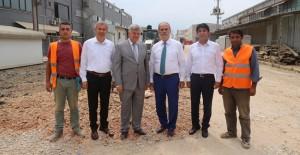 Bursa Belediyesi, İnegöl'de 22,5 milyon liralık altyapı çalışması yaptı!