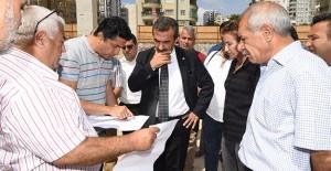 Çukurova Belediyesi'nin devam ettiği çalışmalar!